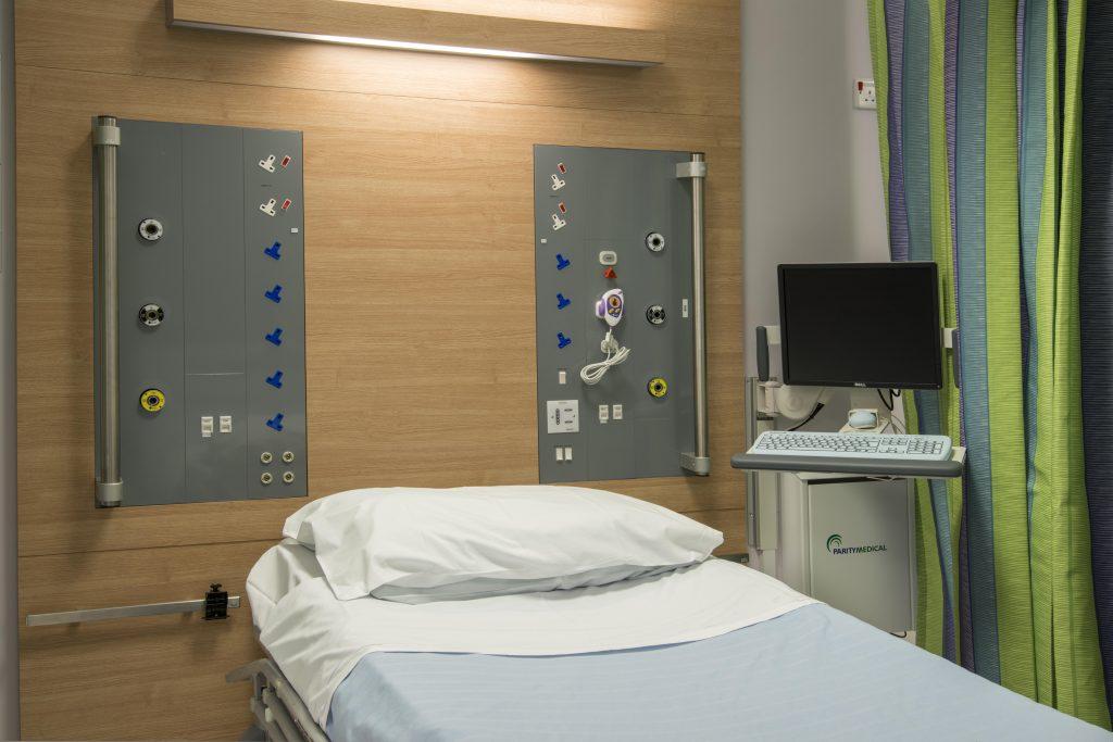 LiP Medical Milan Bedhead 3