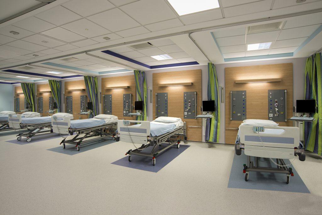 LiP Medical Milan Bedhead 1