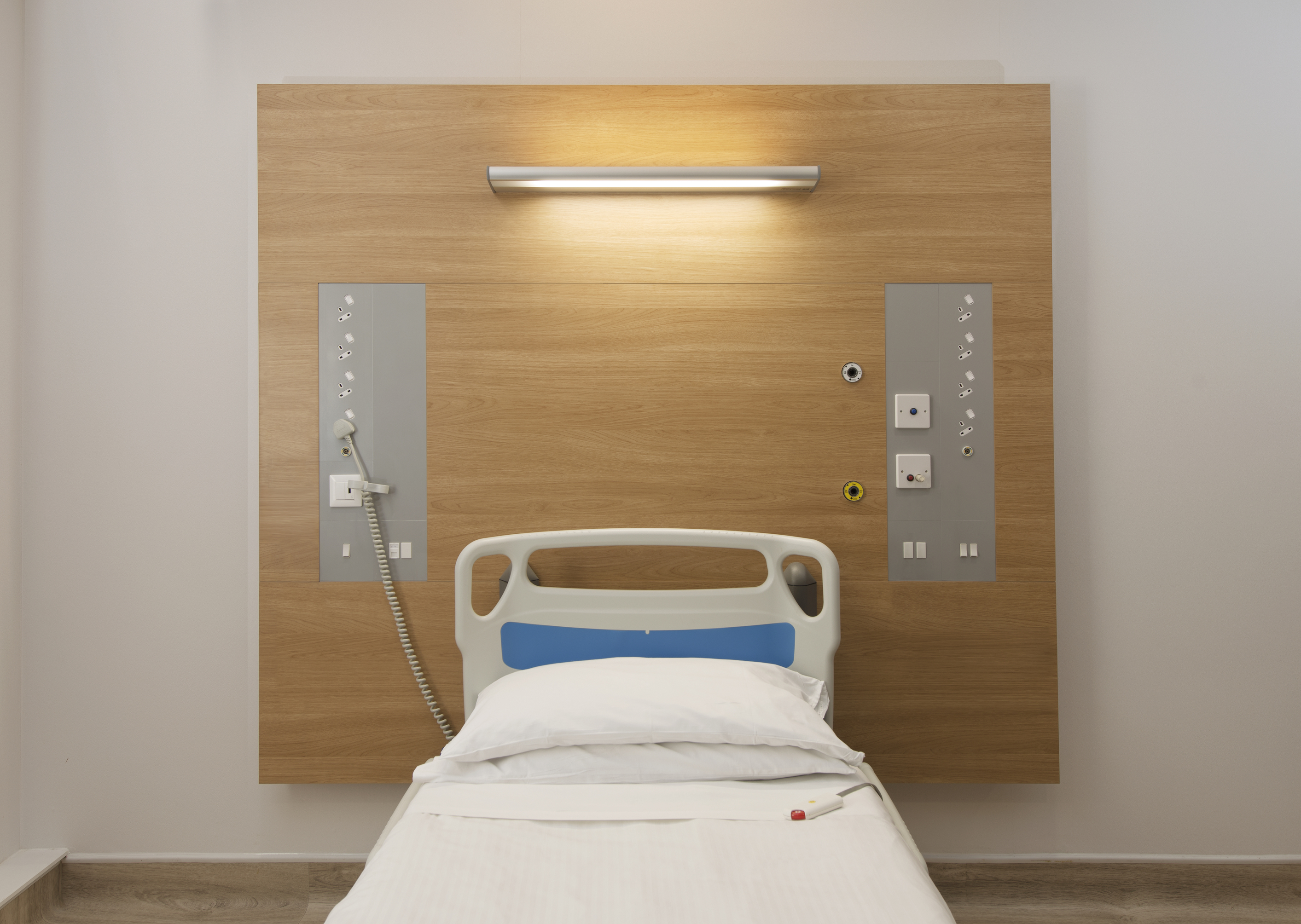 Ambience LED Overbed Lighting 2